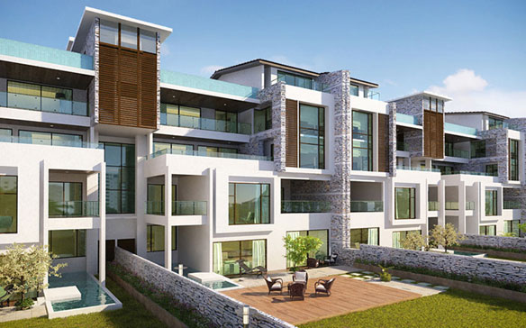 Duplex villament in bangalore